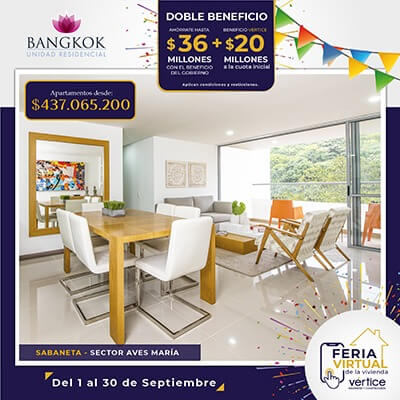 Bangkok Apartamentos